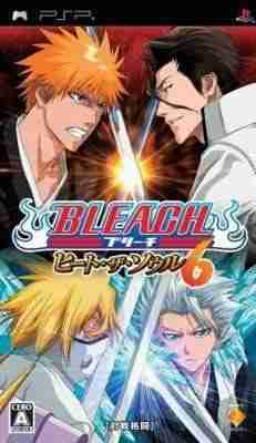 Descargar Bleach Heat the Soul 6 [JAP] por Torrent